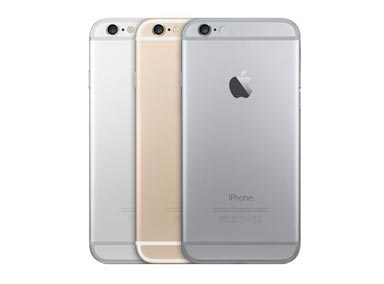 iPhone 6 Plus hátlap csere