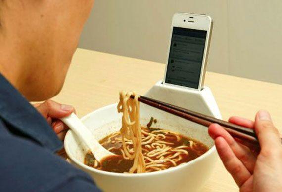 Az iPhone túlhasználó