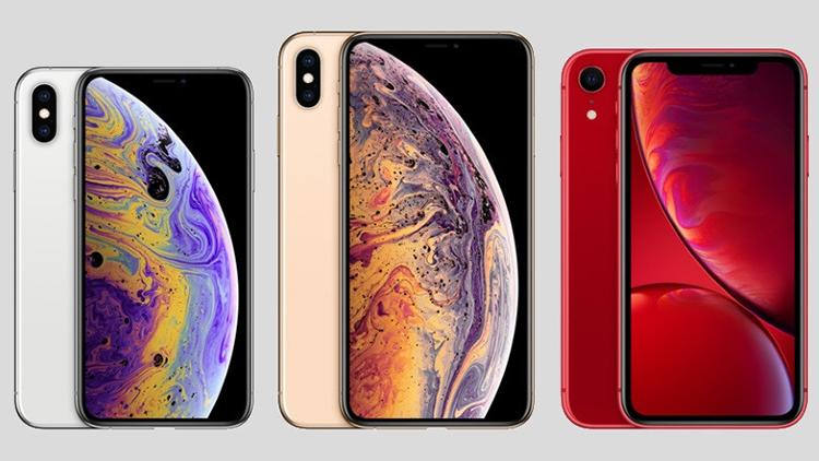 iPhone XS, iPhone XS Max és iPhone XR