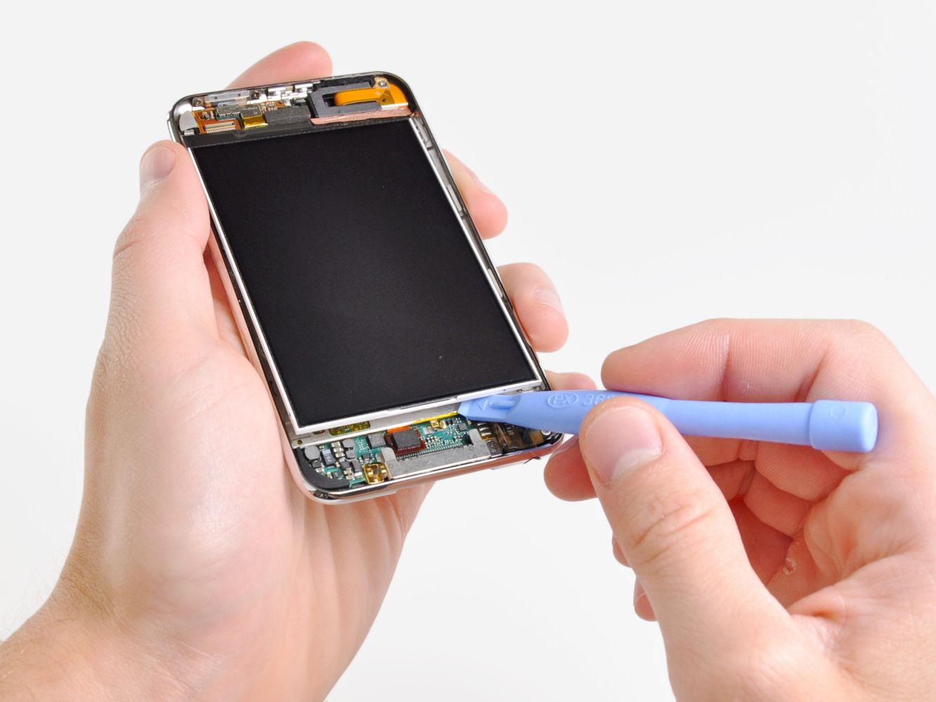 ipod touch 3 lcd csere